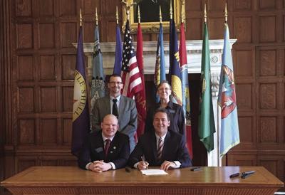 Bill 656 signing Gov. Bullock