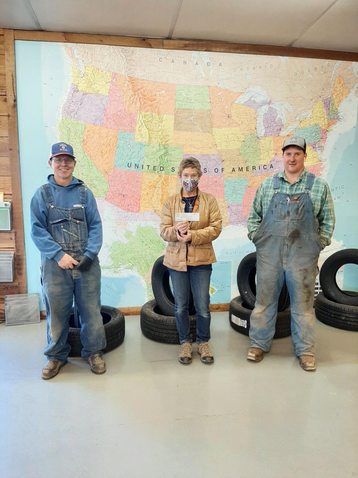 Wish List Winner Frontier Tires