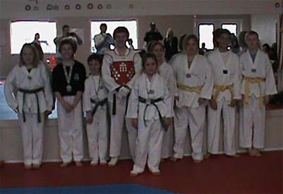 Sidney tae kwon