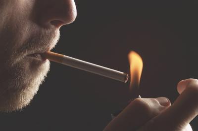 quit smoking file photo