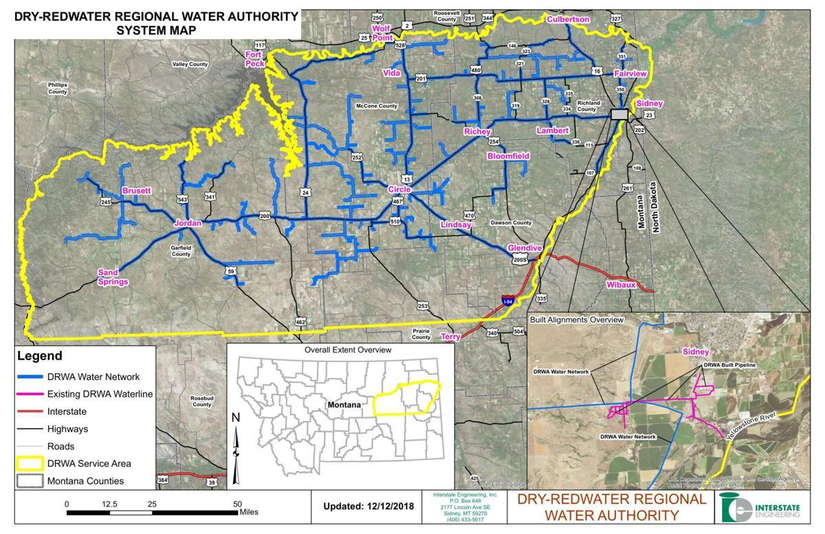 DRWA area map