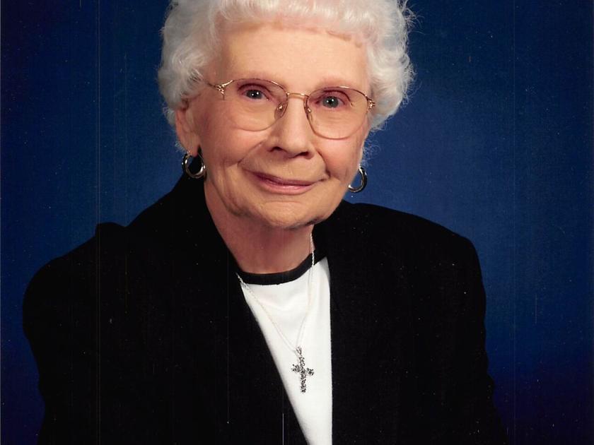 Roselyn Lueck 103 Obituaries Sidneyherald Com