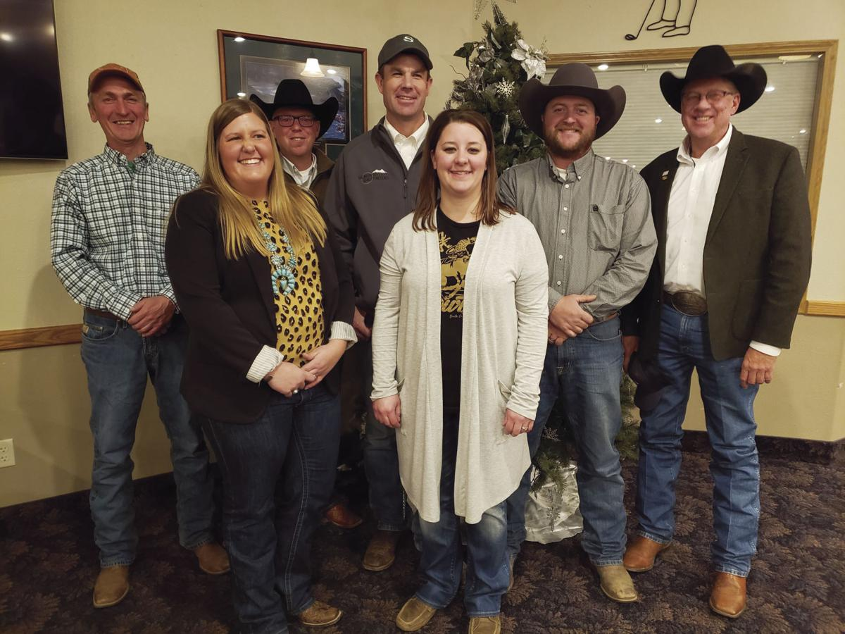 officers MonDak Area Stockgrowers annual meeting