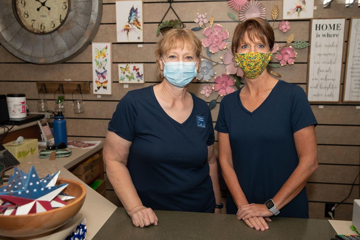 Gift Shop Volunteers