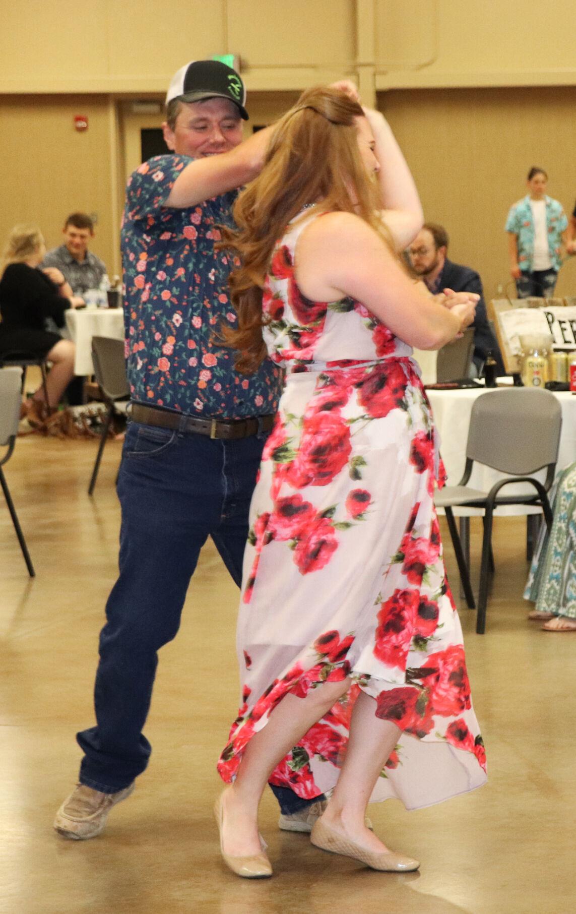 2021 CATTLEMENS BALL-DANCE COUPLE 6-5-21