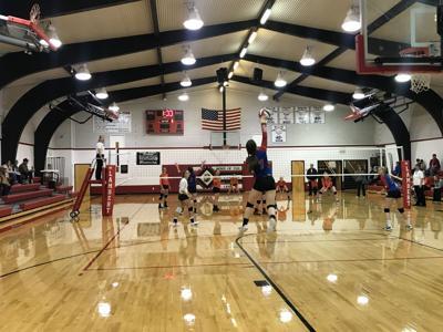 Richey-Lambert volleyball