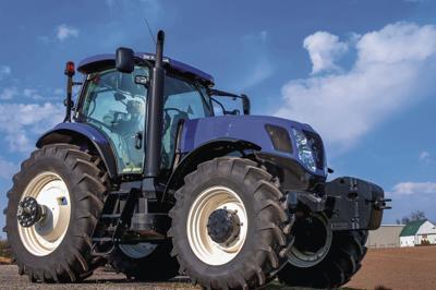MonDak Ag Days tractor file photo
