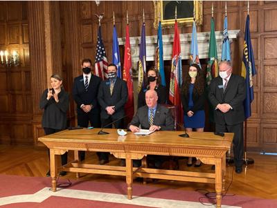 gianforte bill signing ceremony