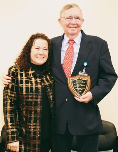 Partner in progress award