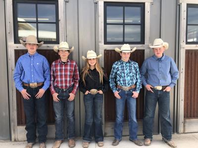 Jr High Rodeo State Finals To Be Held In Sidney Local