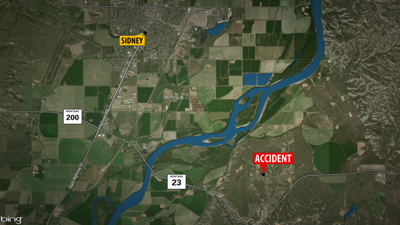 Sidney man dies after being dragged by tractor trailer