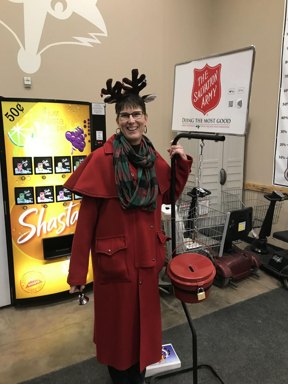 bell ringing campaign salvation army