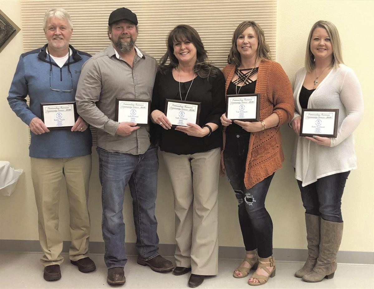 Fairview Chamber Winners