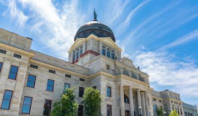 Montana capitol in helena file photo