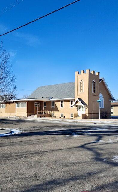Community Presbyterian Church file photo