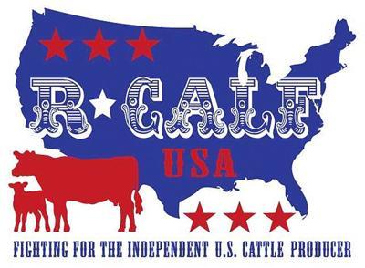 R-CALF USA LOGO
