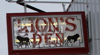 Lions Den serving Lambert community since 1988