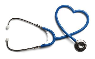 health file photo stethoscope