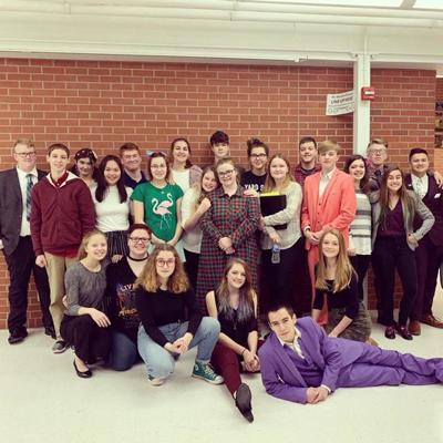 Sidney's speech, drama and debate team