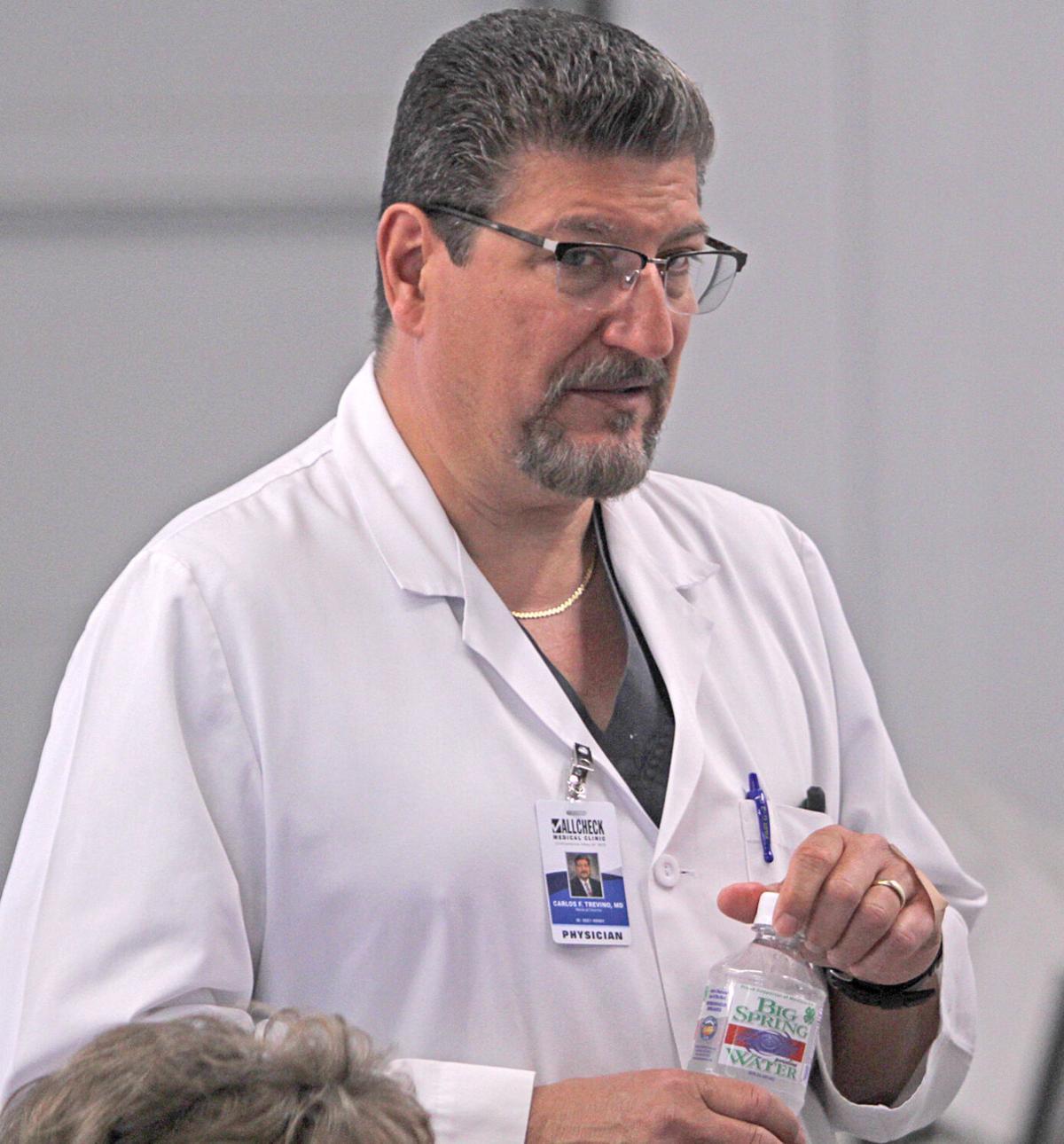 Carlos Trevino