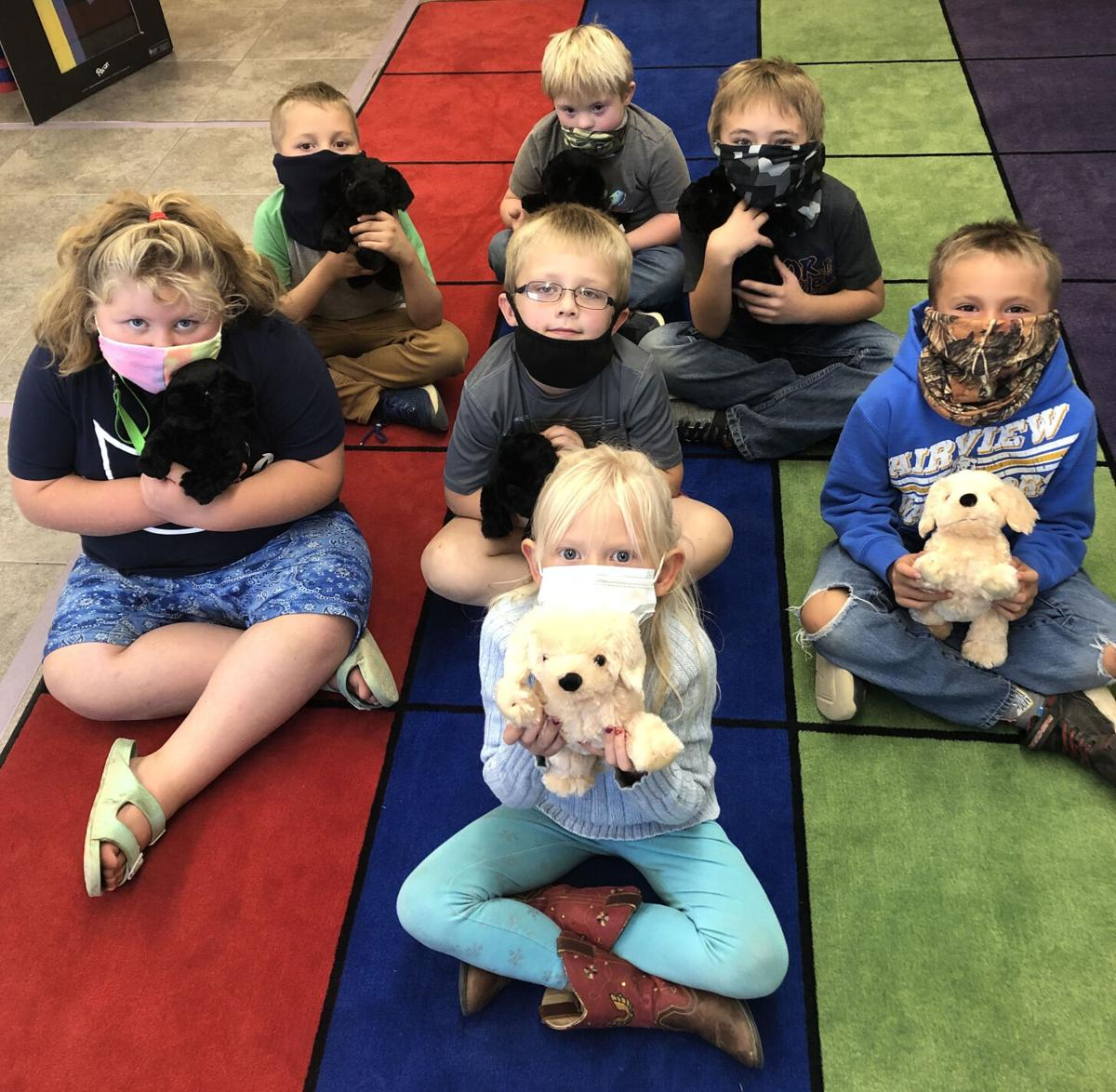 Fairview First Graders 2