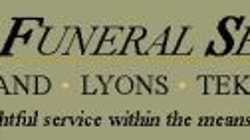 Pelan Funeral Home Tekamah Ne Siouxcityjournal Com