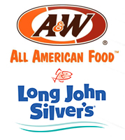 Long John Silvers/A & W