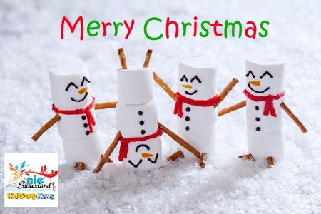 Merry Christmas from NIE Siouxland Kid Scoop News
