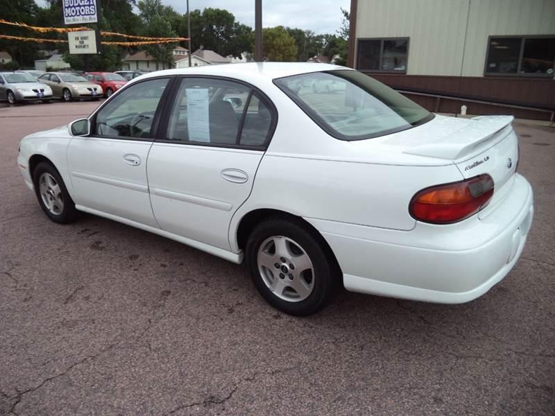New Lenox Motors >> 2003 White Chevrolet Malibu   Sedans   siouxcityjournal.com