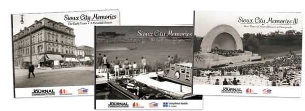 Sioux City Memories - 3 Book Bundle