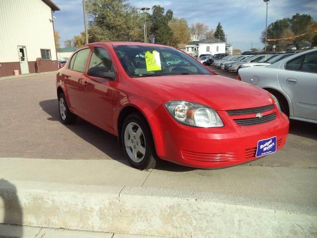 2008 Red Chevrolet Cobalt