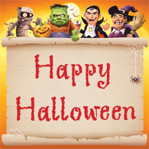 Have a safe Halloween!