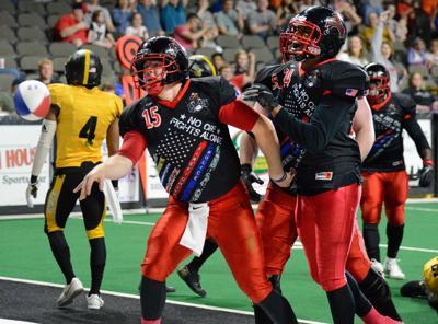Football Sioux City Bandits vs. Wichita Force