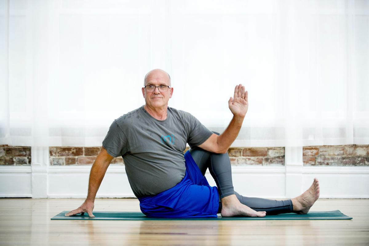 Yoga Bob Nelson