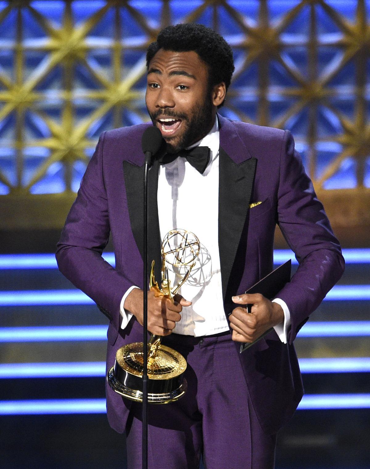 APTOPIX 2017 Primetime Emmy Awards - Show
