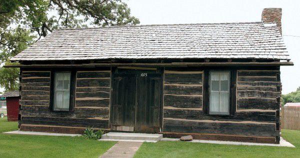 The Bruguier Cabin