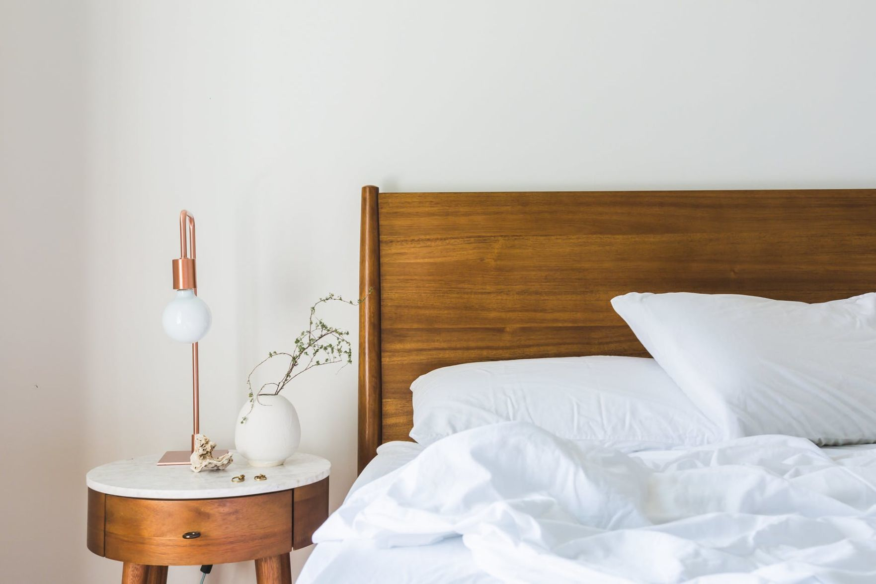 No sweat sheets to get your bedroom ready