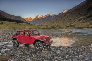 2021 Jeep Wrangler Rubicon.