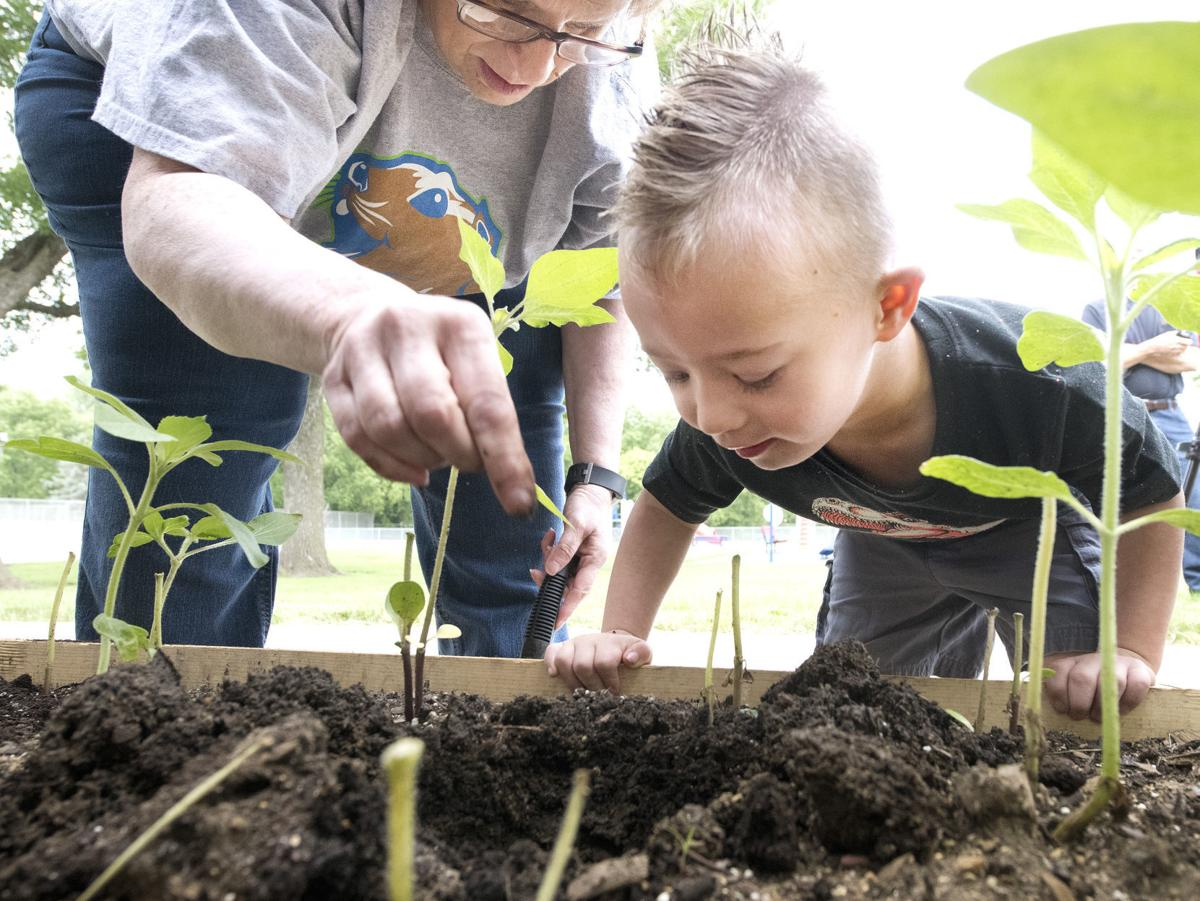 Clark Early Childhood Learning Garden
