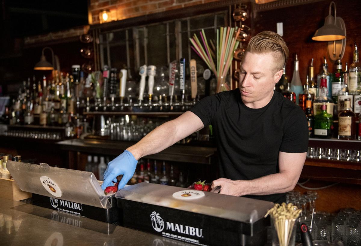 Bars reopen