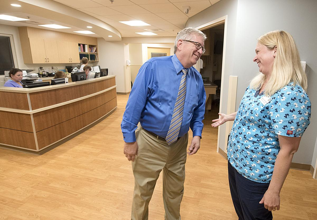Floyd Valley Healthcare donation