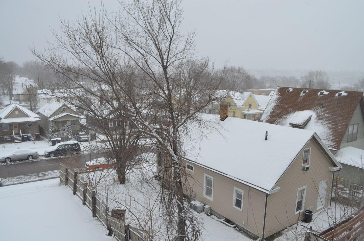 Sioux City snow April 12