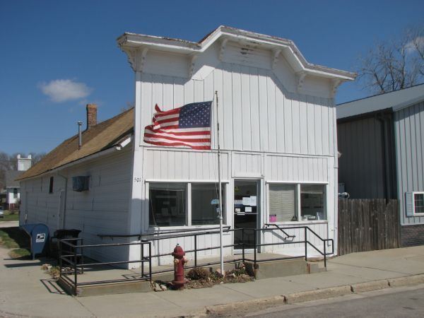 Blencoe Post Office
