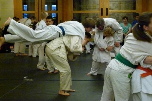 Group Siouxland Judo Club Provides Martial Arts Instruction Local