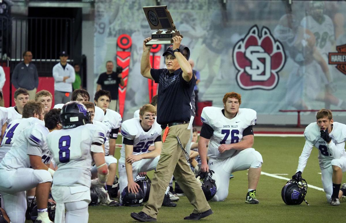 Dakota Valley vs Madison State Championship Football