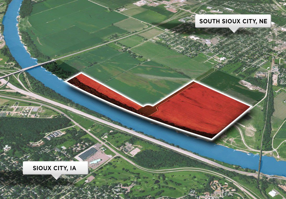HoChunk breaks ground on South Sioux development Local news