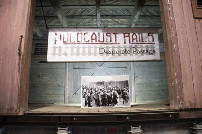 holocaust rails