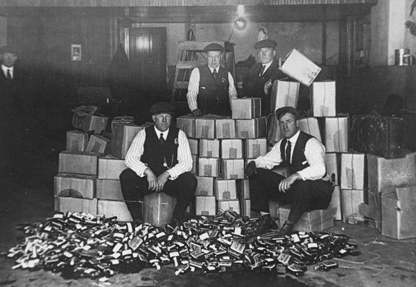 Sioux City prohibition