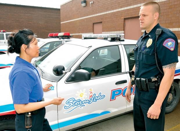 Storm Lake Community Service Officer