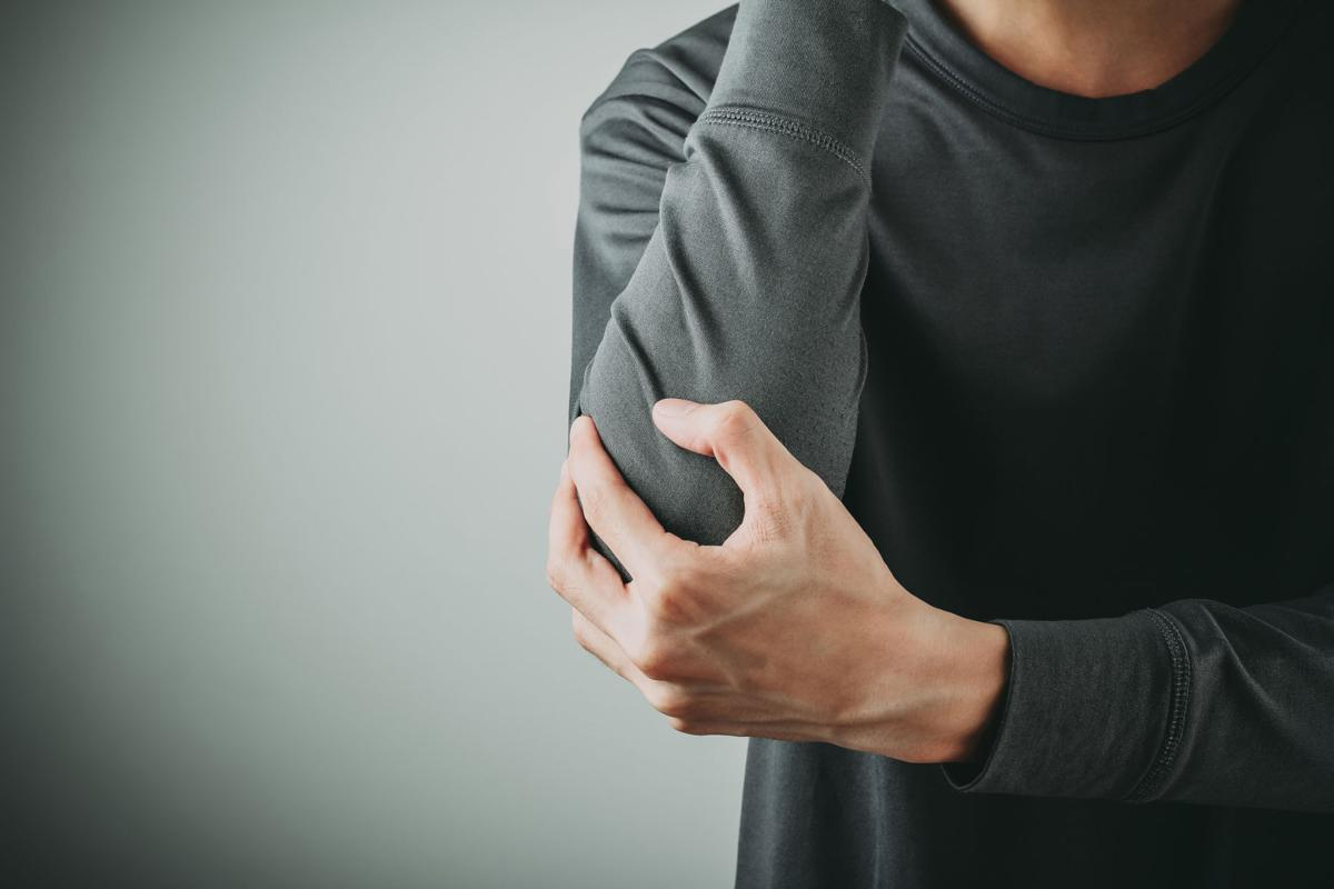 Repetitive use wrist and elbow pain